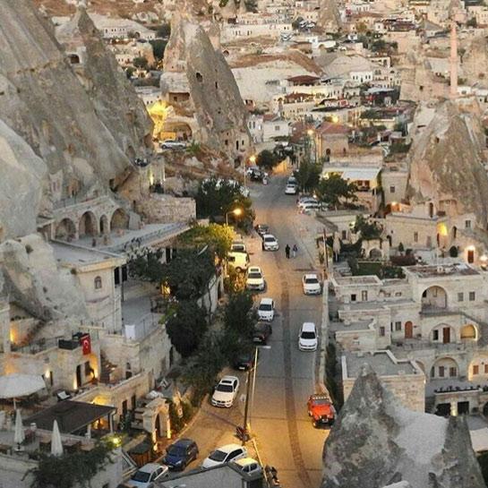 Kapadokya Göreme Transferi
