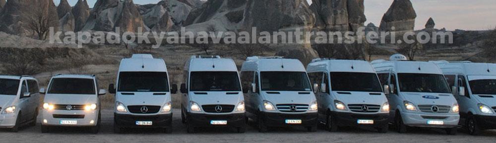 Kapadokya Havaalanı Transferleri